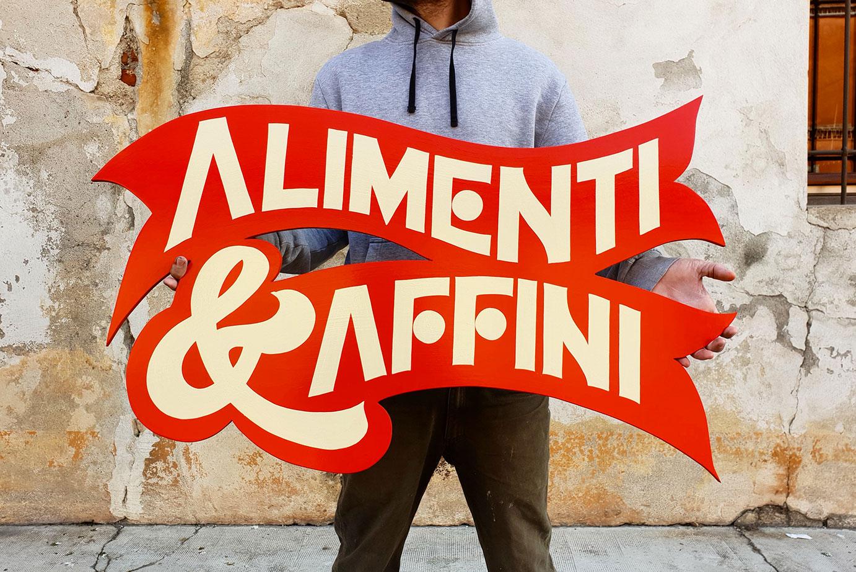 ricCarlo Destefani - Insegne dipinte a mano Brescia Milano