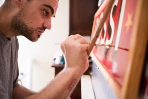 riccarlo destefani - insegne dipinte a mano