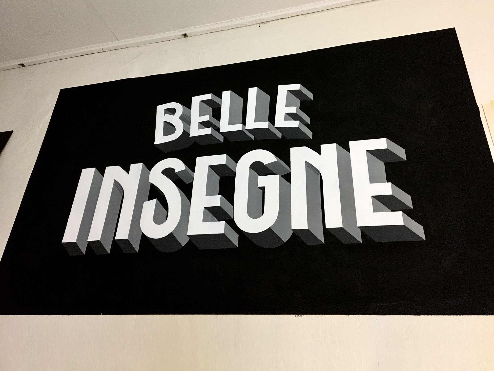 Belle Insegne